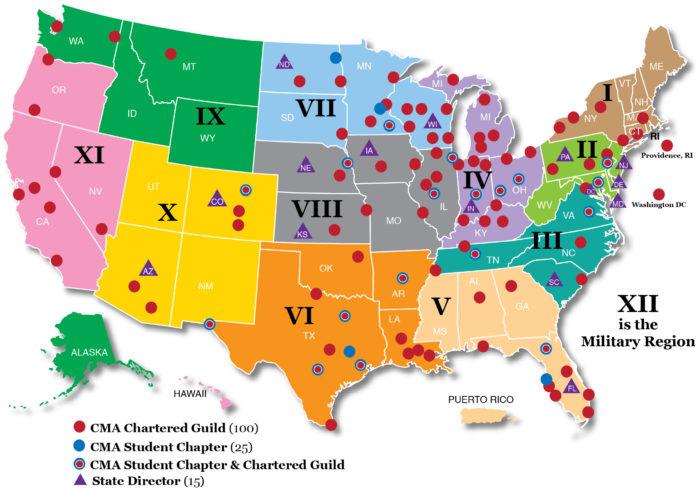 CMA Reg map_Chpt_Guilds