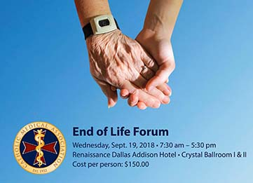 End of life forum